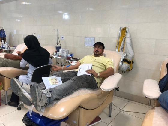 رشد ۲۰درصدی اهدای خون درفروردین ماه استان قم