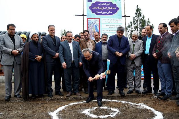 افتتاح و کلنگ زنی ۱۲ پروژه آبفا با اعتبار ۹۷۰ میلیارد ریال