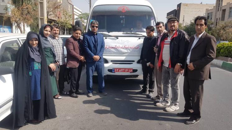 برگزاری تور بازدید از مراکز بهزیستی ویژه خبرنگاران