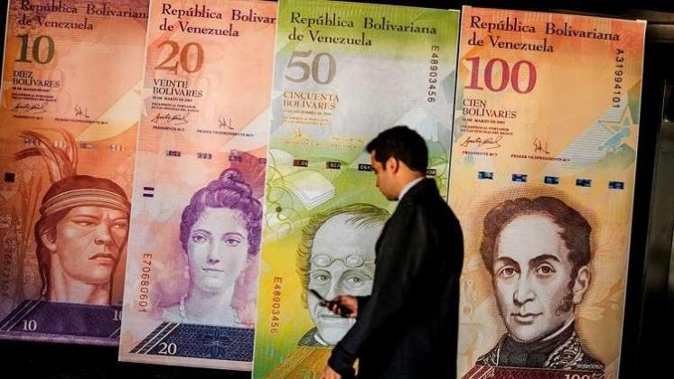 فنزويلا تلغي ۵ أصفار من عملتها لتقویه سیولتها النقدیه المنهاره