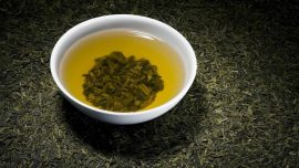 اكتشاف علماء صينيون:الشاي الأخضر وتأثيره المضاد للسرطان