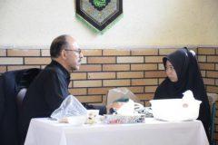 حضور به موقع پزشکان جهادی جهت ویزیت صلواتی بیماران
