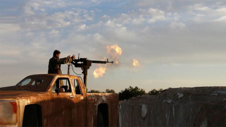 الارهابیون في إدلب يعدون طرق الهروب إلى أفغانستان