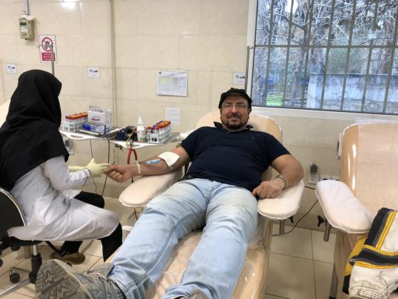 اهدای بیش از ۳۴هزار واحد خون طی ۱۰ ماهه در استان فم