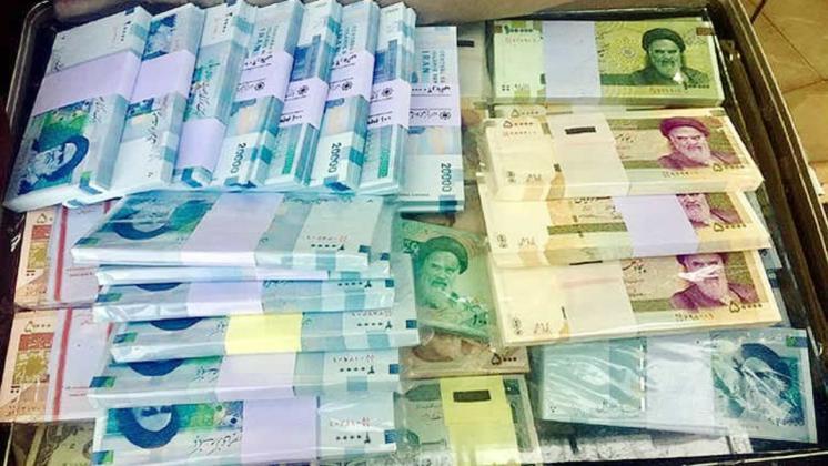 توزیع اسکناس نو در شعب منتخب بانک ملی در استان قم