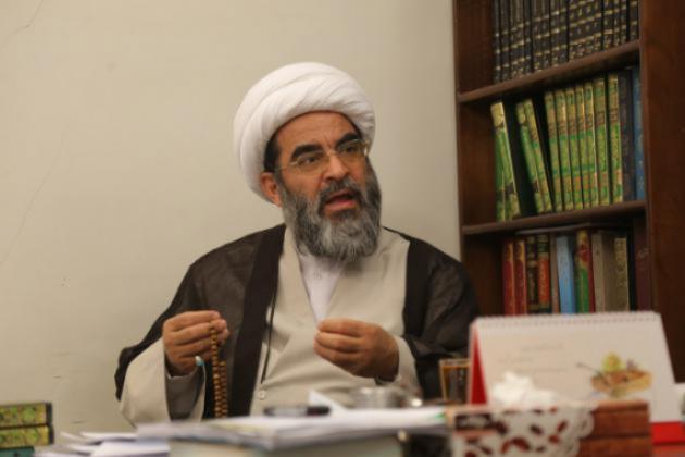 سخنرانی آیت الله محمدجواد فاضل لنکرانی درهمایش دفتر تبلیغات حوزه علمیه قم