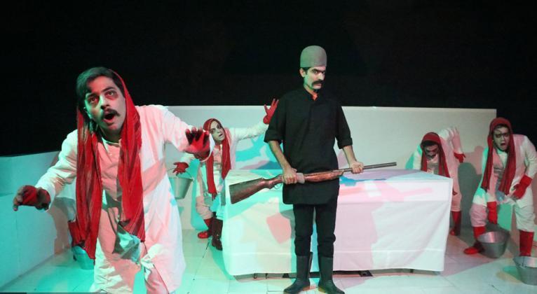 غسالخانه در جشنواره استانی تئاتر به روی صحنه میرود