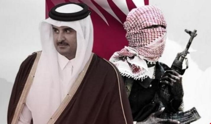 قطر،الزرزور التي توهّمت أنها صارت شاهينا