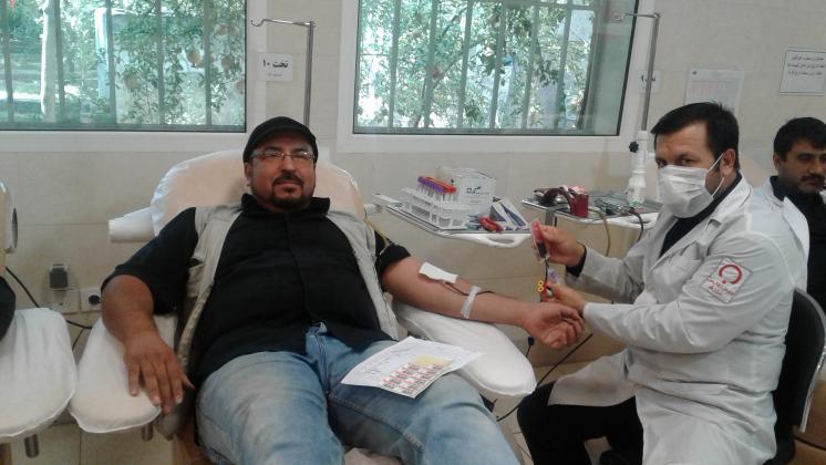 آمادگی کامل مراکز انتقال خون در روز تاسوعا و عاشورا