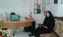 الممثله الایرانیه الشهیره زهراء فراهانی:مستعده لجذب النساء اللواتی لهن علاقه بالمسرح الی مجموعتی