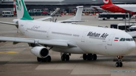 """إيران تشتكى لـ""""إيكاو""""بشأن عدم تزويدطائراتها في بعض المطارات الدولية بالوقود"""