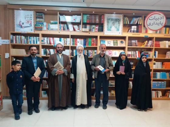 بازدید مدیرکل کتابخانه های عمومی از چند باب کتابخانه عمومی
