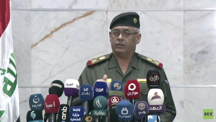 الجيش العراقي يسلط الضوء على المطعم التركي