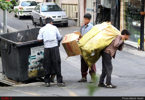 کودکان زبالهگردی که قربانی مافیای میلیاردی پسماندمی شوند