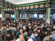 گردهمایی عظیم عاشورایی درمرکز فقهی ائمه اطهار علیهم السلام کابل