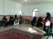 ارائه آموزشهای فنی و حرفه ای جهت اشتغال ۶۵ زن سرپرست خانوار قمی