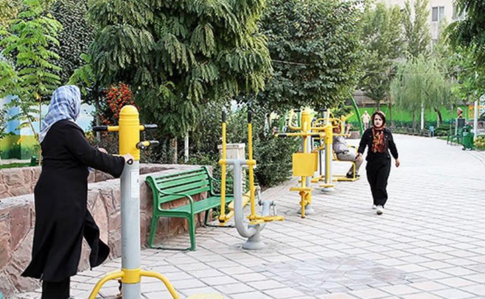 دومین بوستان بانوان منطقه ۶ به بهرهبرداری میرسد