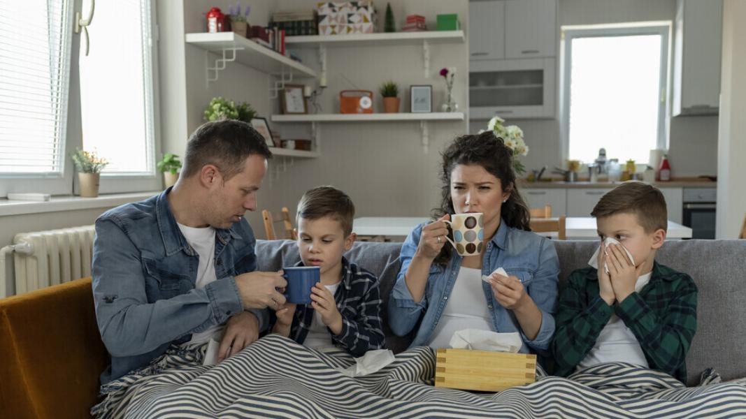 """كيف تعالج أعراض مرض """"كوفيد-۱۹"""" في المنزل؟"""