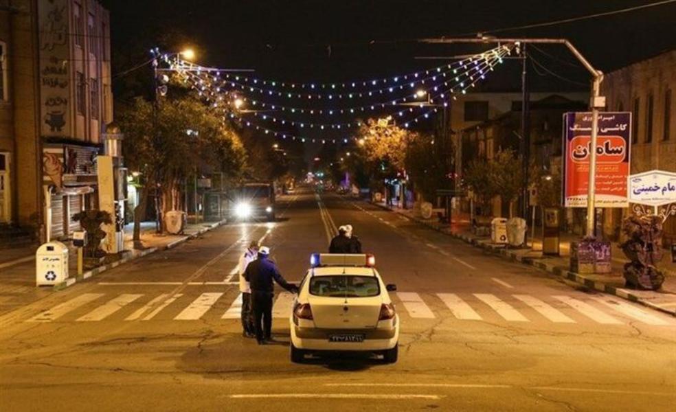 مدیرکل مدیریت بحران: تردد شبانه در قم همچنان ممنوع است