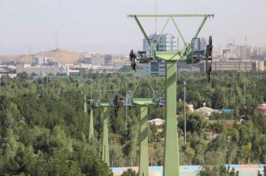 افتتاح و راهاندازی آزمایشی تله سیژ بوستان علوی