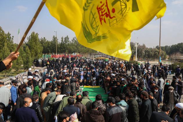 پیکر۱۱شهید مدافع حرم درآرامستان بهشت معصومه تشییع و به خاک سپرده شد