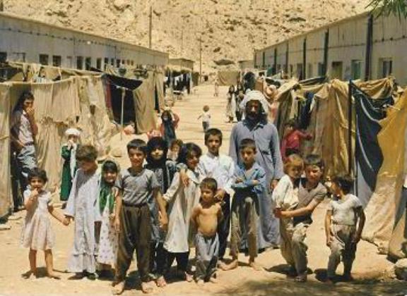 المهجرون العراقیون :غرباء فی المهجر محرومون فی الوطن