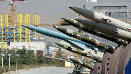 ردا علی التهدیدات الامریکیه،إيران تزيد مدى صواريخها أرض – بحر