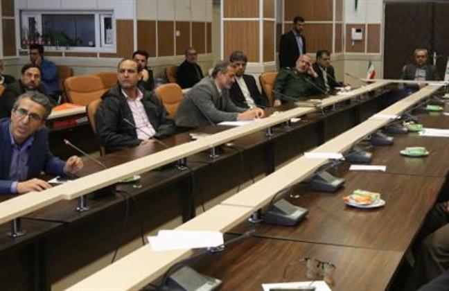 تاکید سرمست بر آمادگی همه جانبه دستگاههای استان در مقابله با خسارات سیل و موضوع کرونا