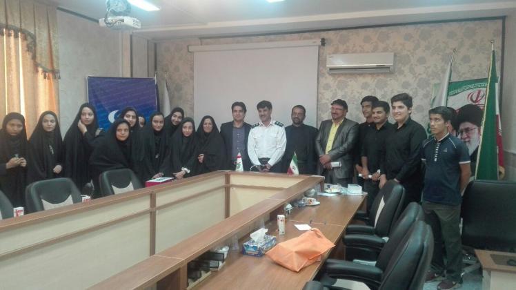 تجلیل از خبرنگاران نو آموز درآستانه روز دانش آموز