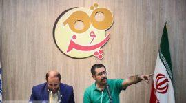 محفل قمپز با موضوع خبر و خبرنگاری درقم برگزار شد