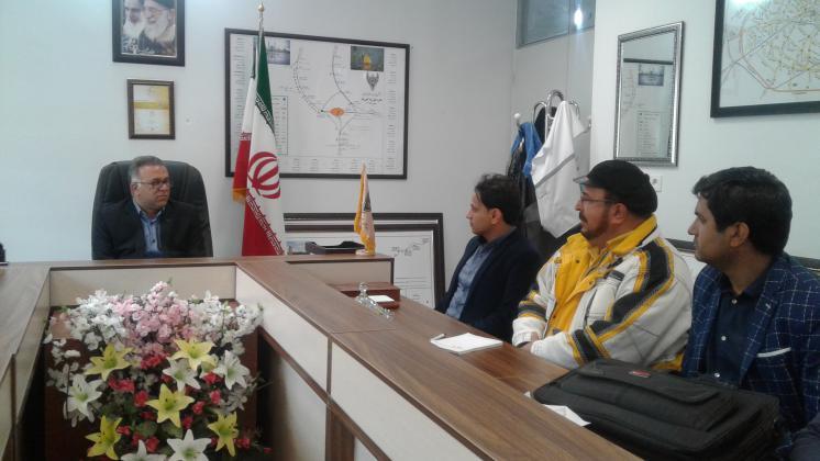 اضفنا قطاراتنا الذاهبه من قم الی طهران وبالعکس الی ۶قطارات یومیا