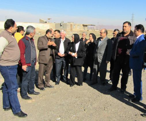 اجرای طرح مطالعات مدیریت سرعت در سطح راههای استان قم