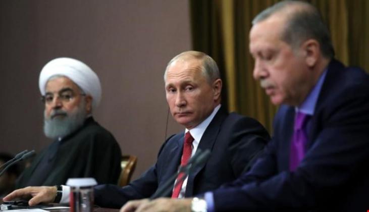 التوازنات المعقّدة والمفتاح الروسي فی ظل ازمات المنطقه