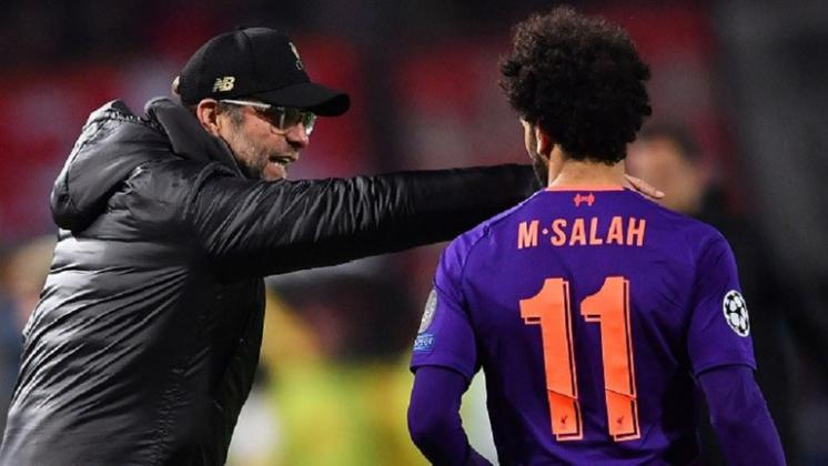 """""""آس"""" الإسبانية: صلاح طلب الرحيل عن ليفربول بسبب كلوب"""