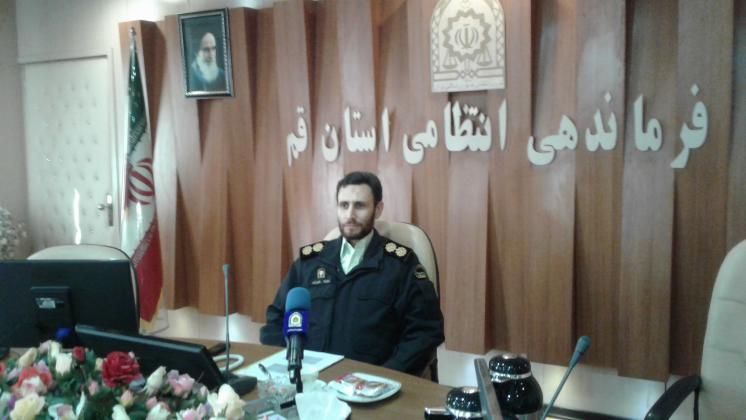 قم امن ترین شهر کشور وامن ترین شهر مذهبی جهان اسلام است