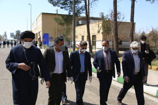پیگیری درخواستها و رسیدگی به شکایات شهروندان از منطقه ۶ شهرداری قم