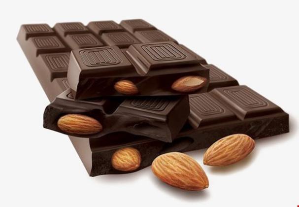 نصف قطعة من الشوكولاتة = تركيز بنسبة ۷۰ %!