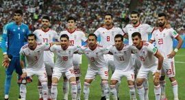 اعلام لیست جدید بازیکنان تیم ملی فوتبال ایران