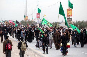 گسترش صحن های معنوی حرم مطهر در عراق