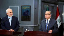 ناقشنا مع ظريف دعم جهودنا لإعادة سوريا للجامعة العربية