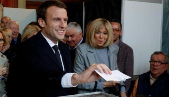 حقایقی جالب درباره همسر رئیس جمهور جدید فرانسه