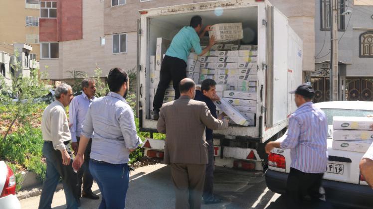 آغاز توزیع ۳۰هزار کیلو مرغ بین مددجویان بهزیستی استان قم