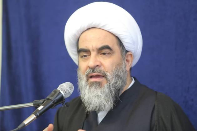 آیت الله فاضل لنکرانی از شخصیتهای ممتاز انقلاب ایران واحیاگر فاطمیه بود