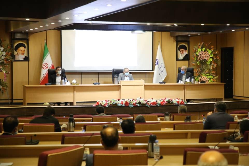 برگزاری سی و ششمین جلسه شورای گفتگوی دولت و بخش خصوصی به ریاست استاندارقم
