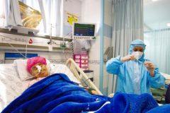 آغاز بستری بیماران کرونایی در بیمارستان امام رضا (ع) قم
