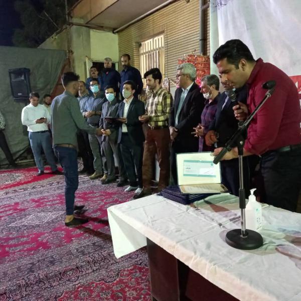 برگزاری جشن بهبودی جمعی از بیماران کمپ اجباری ماده ۱۶