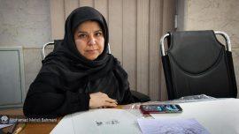 خدیجه حسینی:  هنر انقلاب را باید به بطن جامعه برد