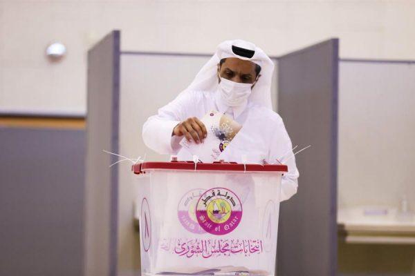 الانتخابات النيابية القطرية : أبعادها المحلية و الإقليمية