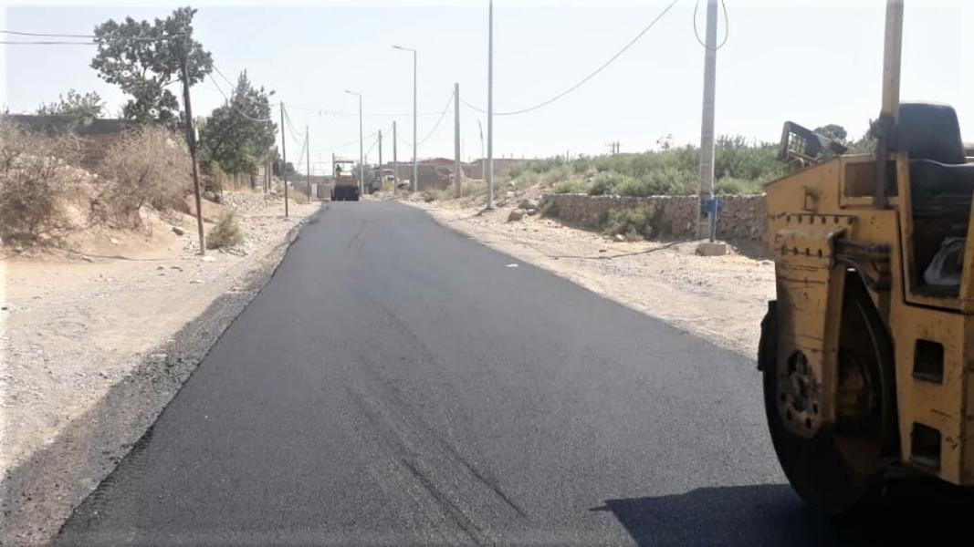 پروژه بهسازی محور ترانزیتی قدیم قم – تهران اجرا وبه بهره برداری رسید