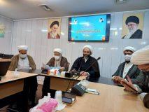 مدیرکل تبلیغات اسلامی قم:روحانیت صدای رسای مردم ایران است